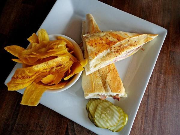 Cubano Sandwich at Havana Grill   San Diego, CA / This Tasty Life