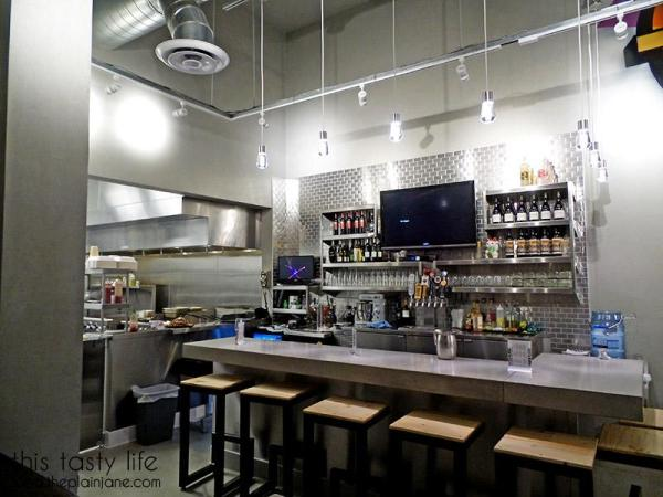 Bar/Kitchen Area | MishMash - San Diego, CA | This Tasty Life