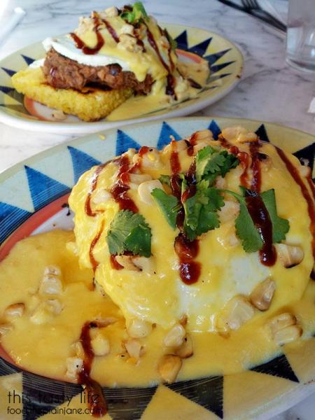 Benecio del Porko Breakfast at Lulu's Bread & Breakfast | Las Vegas, NV | This Tasty Life - http://food.theplainjane.com