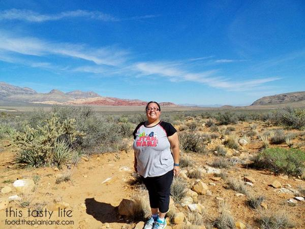 Mary at Red Rock Canyon | Las Vegas, NV