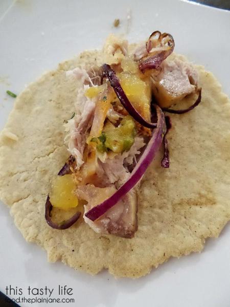 I made my own Pork Belly taco | MishMash - San Diego, CA | This Tasty Life