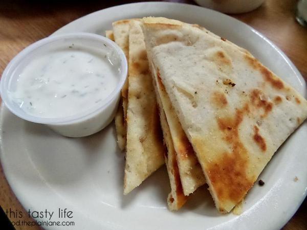 Side of Pita Bread | Lemon Grove Cafe - San Diego, CA