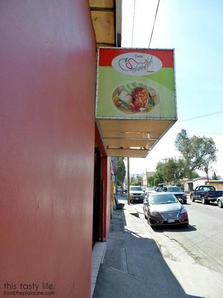 Tacos Salceados | Tijuana, BC Mexico - This Tasty Life