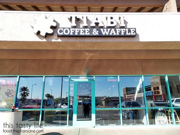 TIABI Coffee & Waffle Bar | Las Vegas, NV