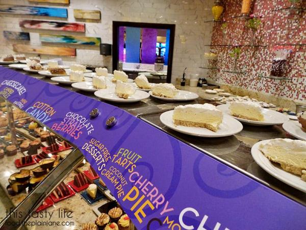 Desserts | The Buffet at Harrah's Rincon Casino