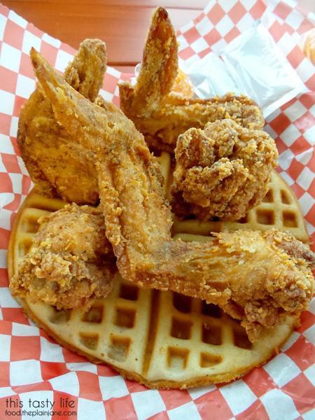 Chicken & Waffles at Da Chicken Coop | Lemon Grove, CA
