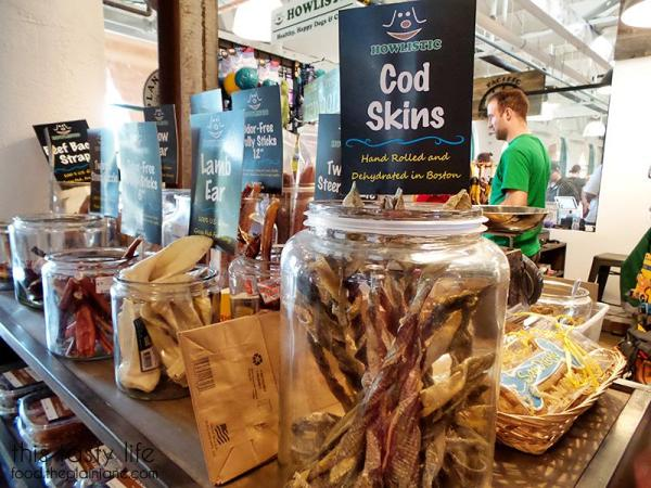 Howlistic Natural Pet Supply shop at Liberty Public Market | Libtery Station - San Diego, CA