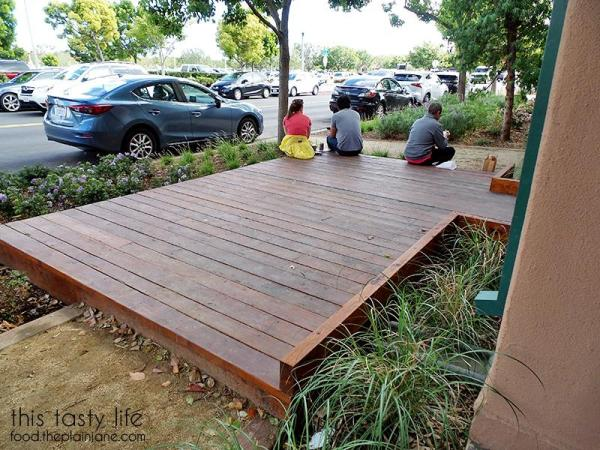 Outdoor Decks at Liberty Public Market   Libtery Station - San Diego, CA