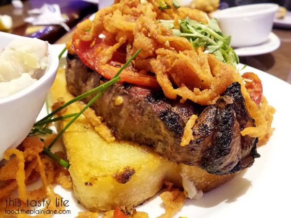 Steak | The Cafe at Harrah's Rincon Casino | Valley Center, CA