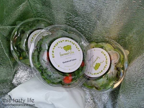 Farmer's Fix Salad Bowls