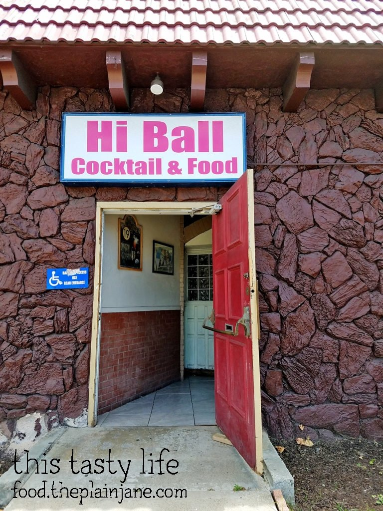 Hi Ball Lounge Entrance   Matua's Sushi Bar and Islander Grill - Chula Vista, CA