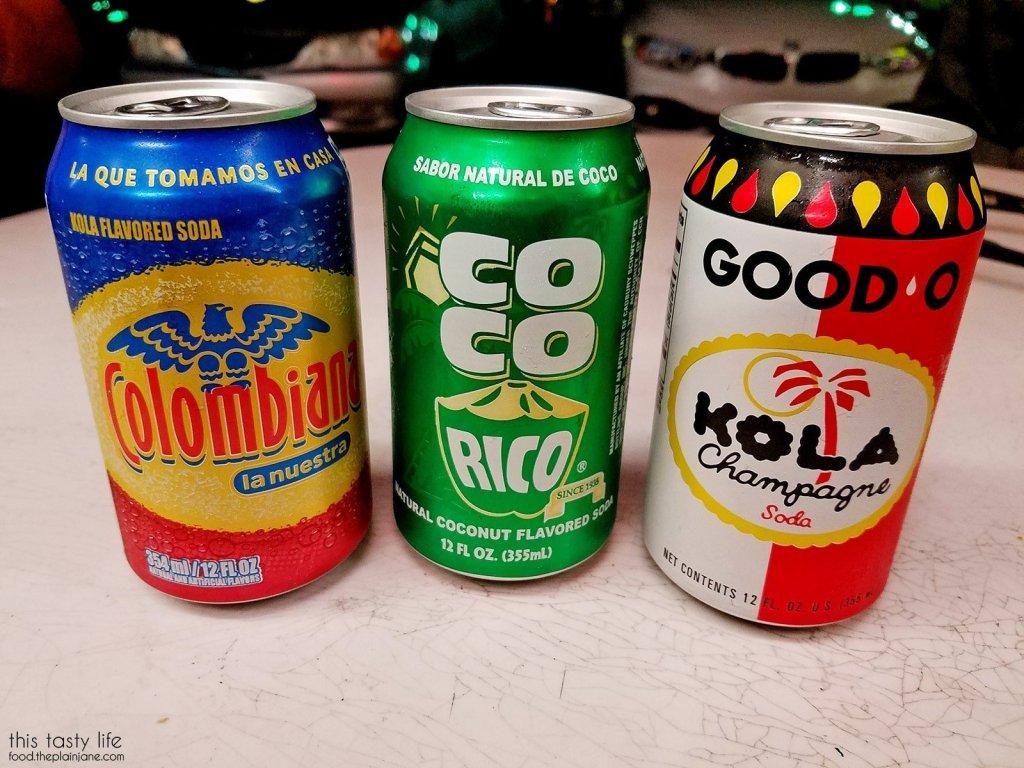 Latin American Sodas | Tropical Star Restaurant - San Diego, CA
