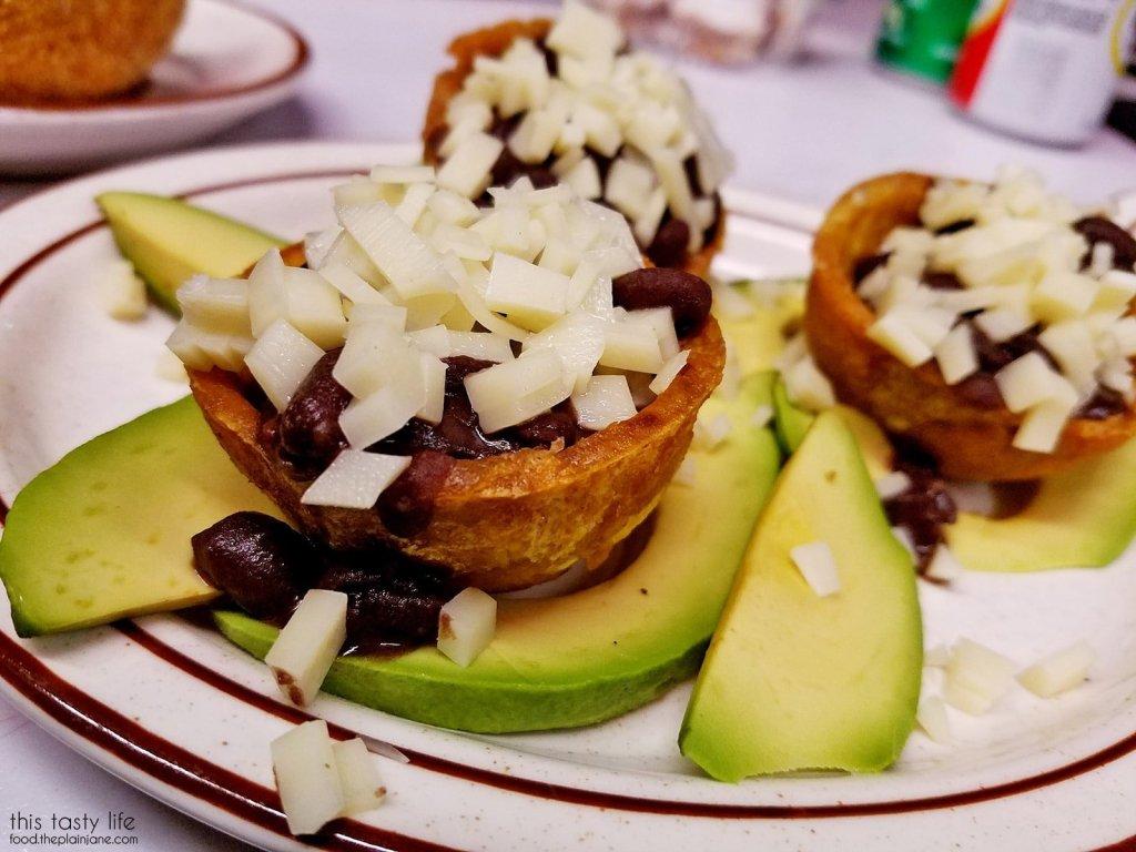 Tostones rellenos | Tropical Star Restaurant - San Diego, CA
