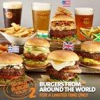 World Burger Tour at Hard Rock Cafe (+giveaway)