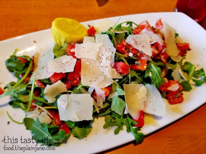 Chicken Milanese at California Pizza Kitchen