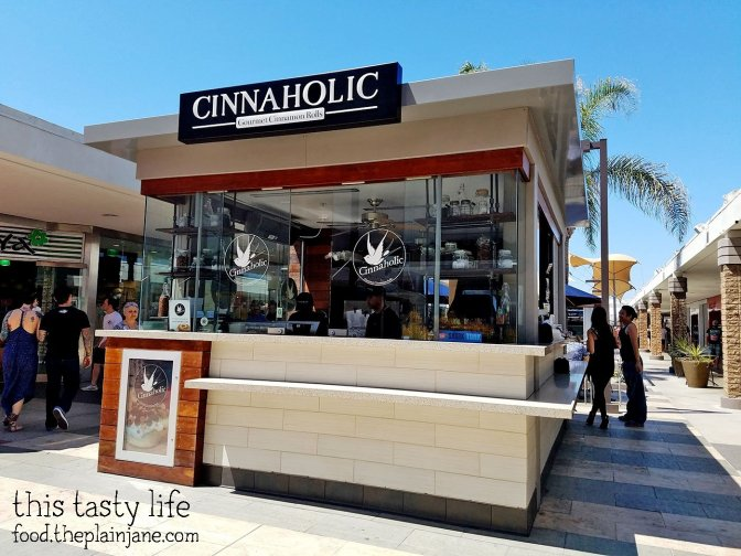 Cinnaholic Gourmet Cinnamon Rolls | San Diego, CA