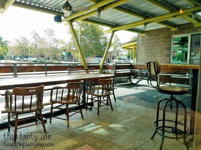 Outdoor Patio / Grits Fullerton - Fullerton, CA