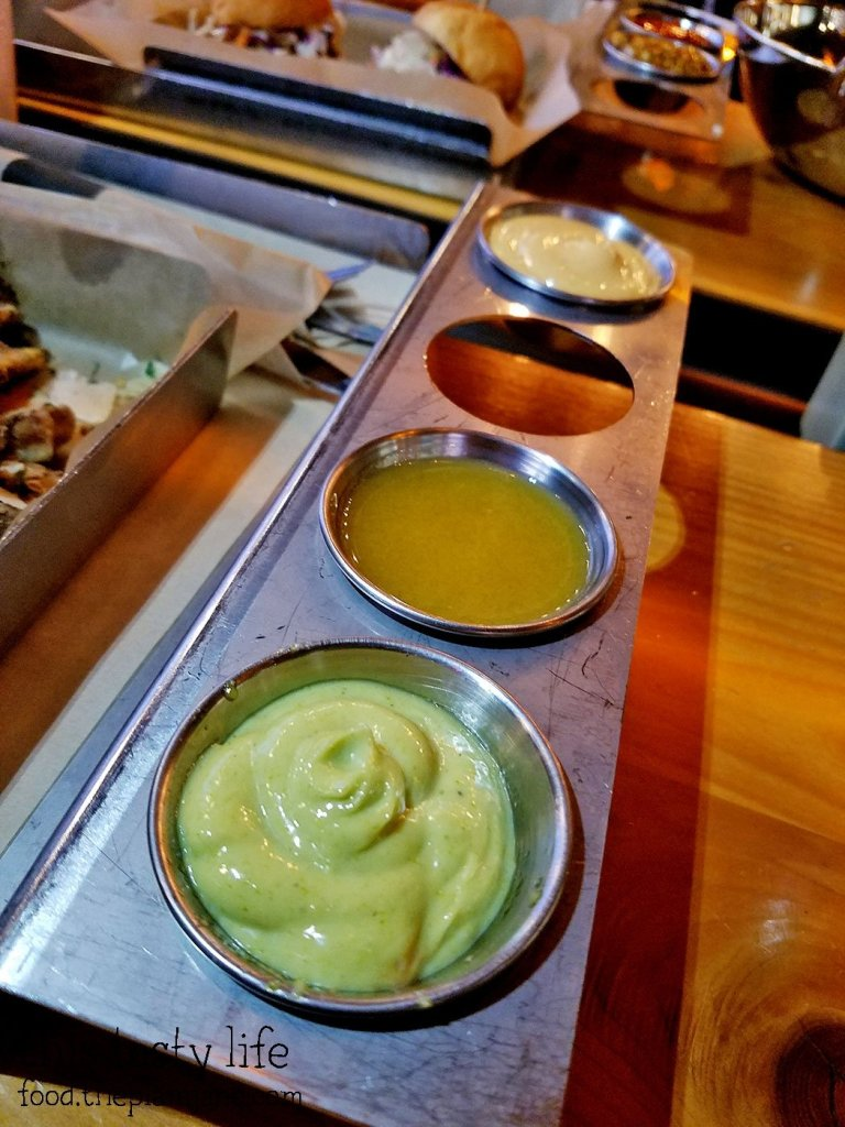Sauces | Encontro North Park - San Diego, CA