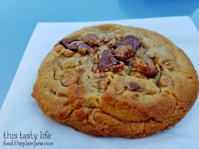 Chocolate Peanut Bbutter Cookie   Sloan's Ice Cream   San Diego, CA