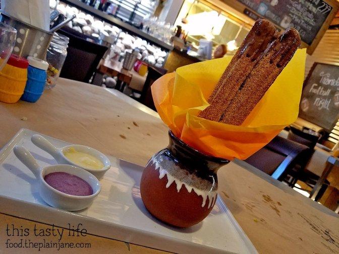 Chocolate Covered Churros | Cocina 277 Artesanal
