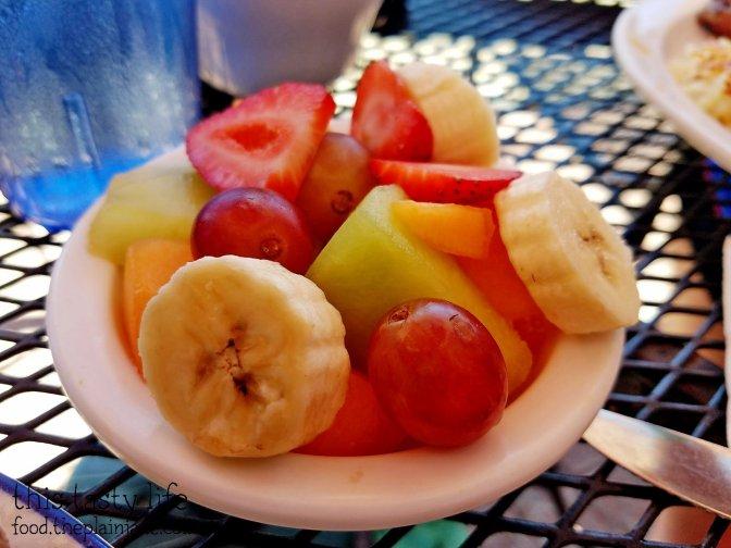 Fruit Cup at Shirley's Kitchen   La Mesa