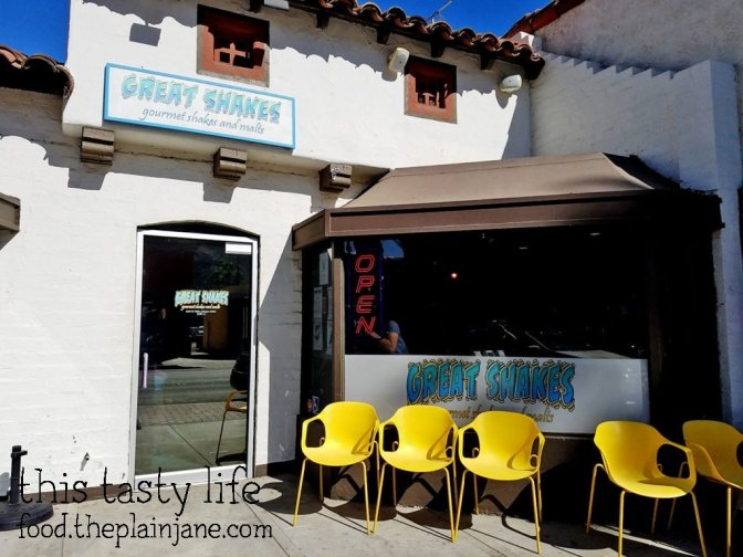 Great Shakes | Palm Springs, CA