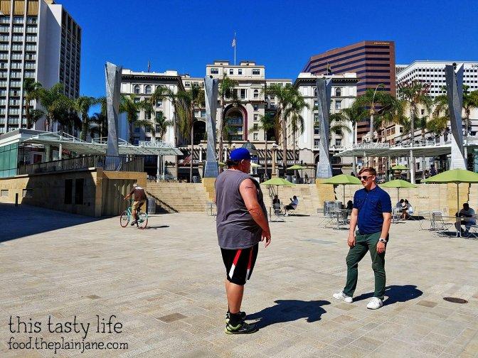Horton Plaza Park   San Diego, CA