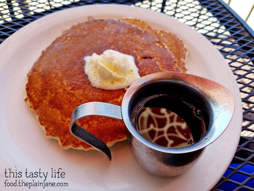 Pancakes at Shirley's Kitchen | La Mesa