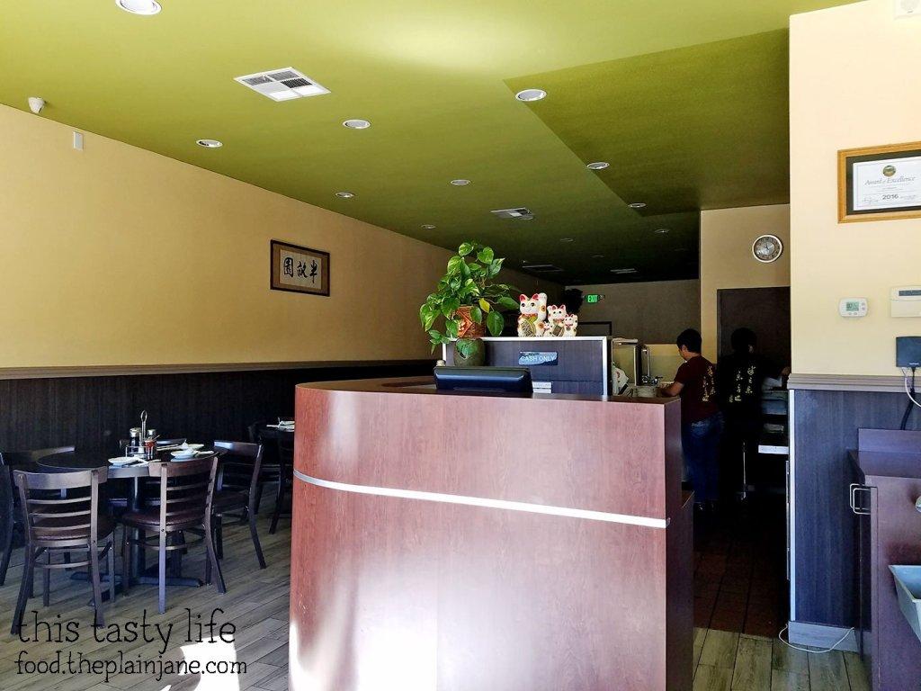 Inside A&J Restaurant | Irvine, CA