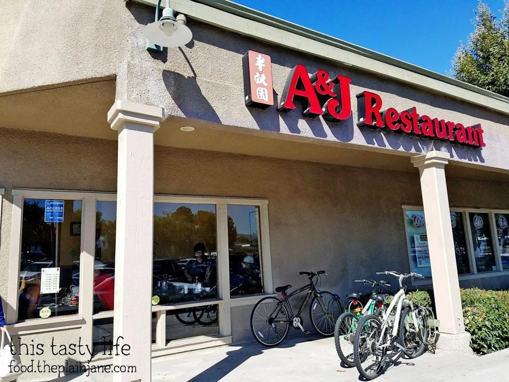 A&J Restaurant | Irvine, CA