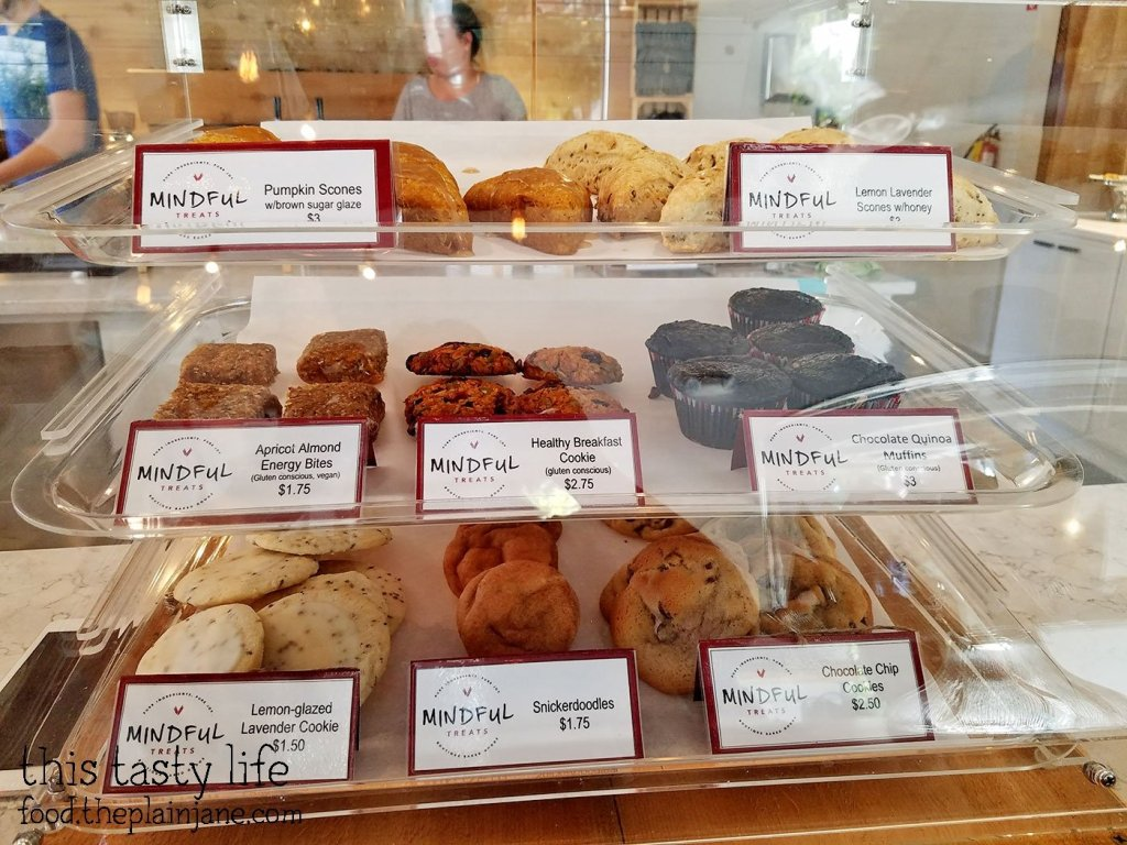 Baked goods at The King's Craft Coffee Co / Poway, CA