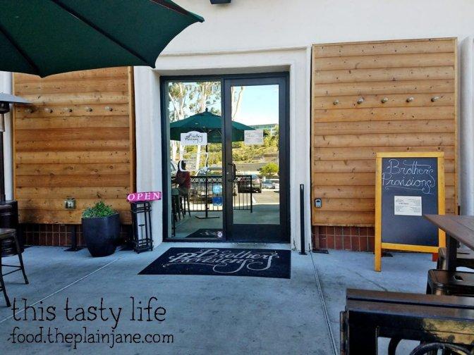 Brothers Provisions | Rancho Bernardo, CA