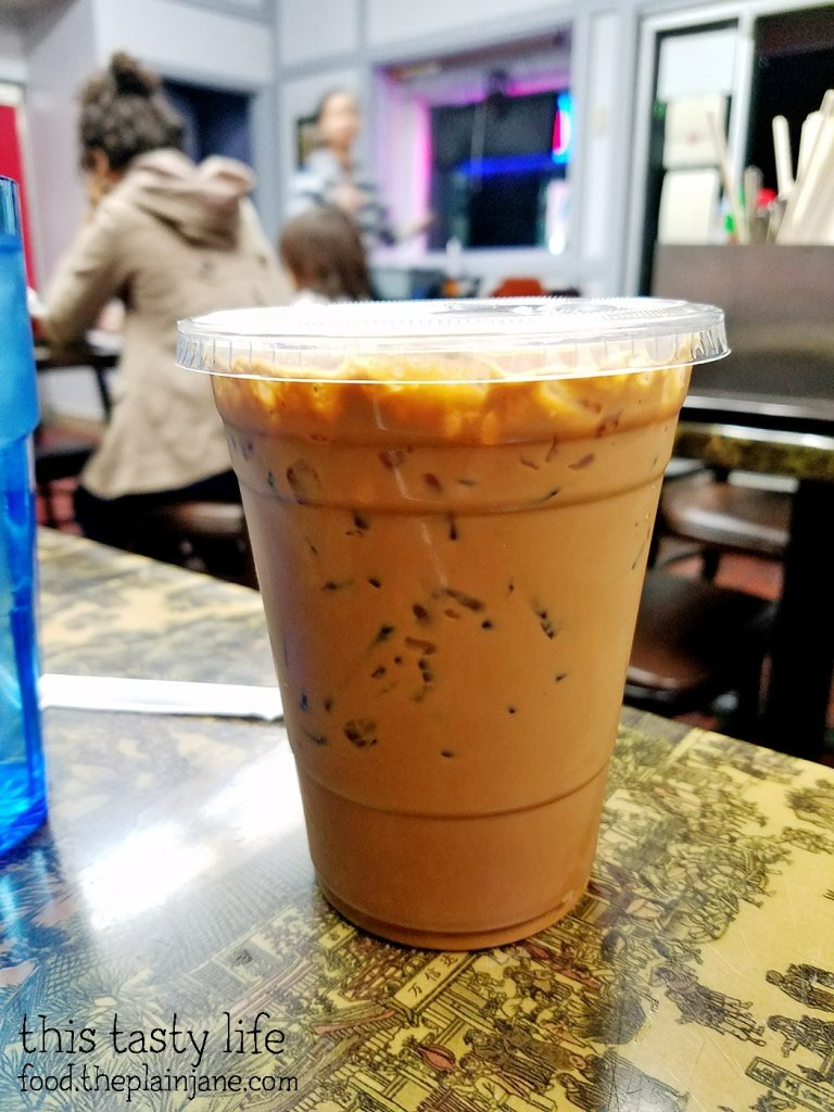 Vietnamese Iced Coffee | Pho Nam Cali - National City, CA