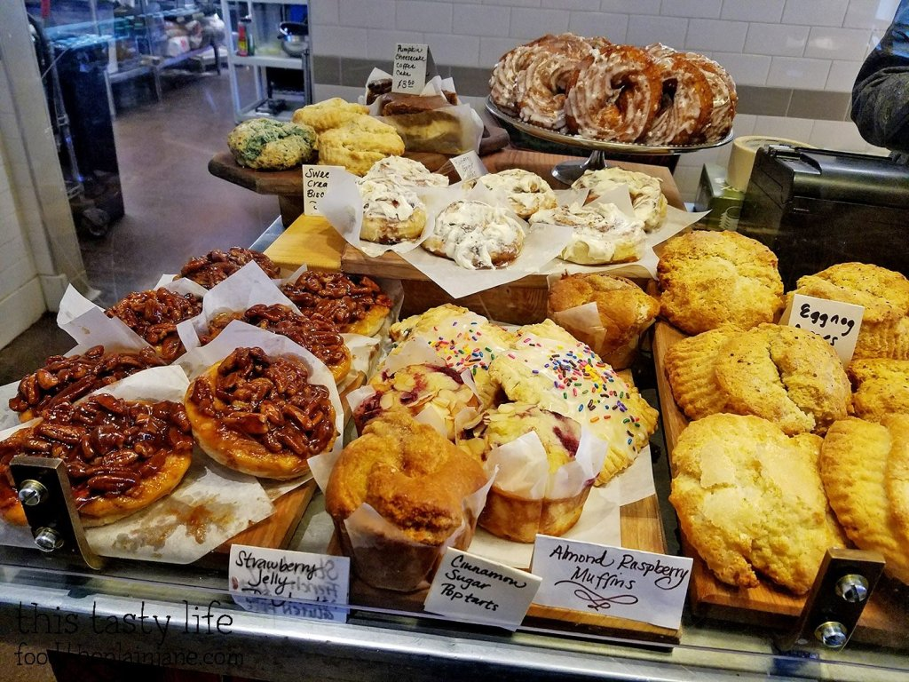 Baked Goods at Tourist Home Urban Market | Flagstaff, AZ
