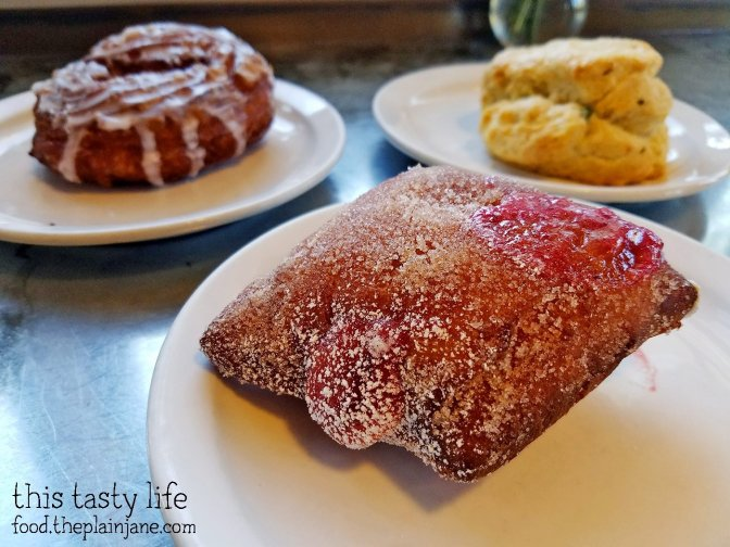 Beignet Donut at Tourist Home Urban Market   Flagstaff, AZ