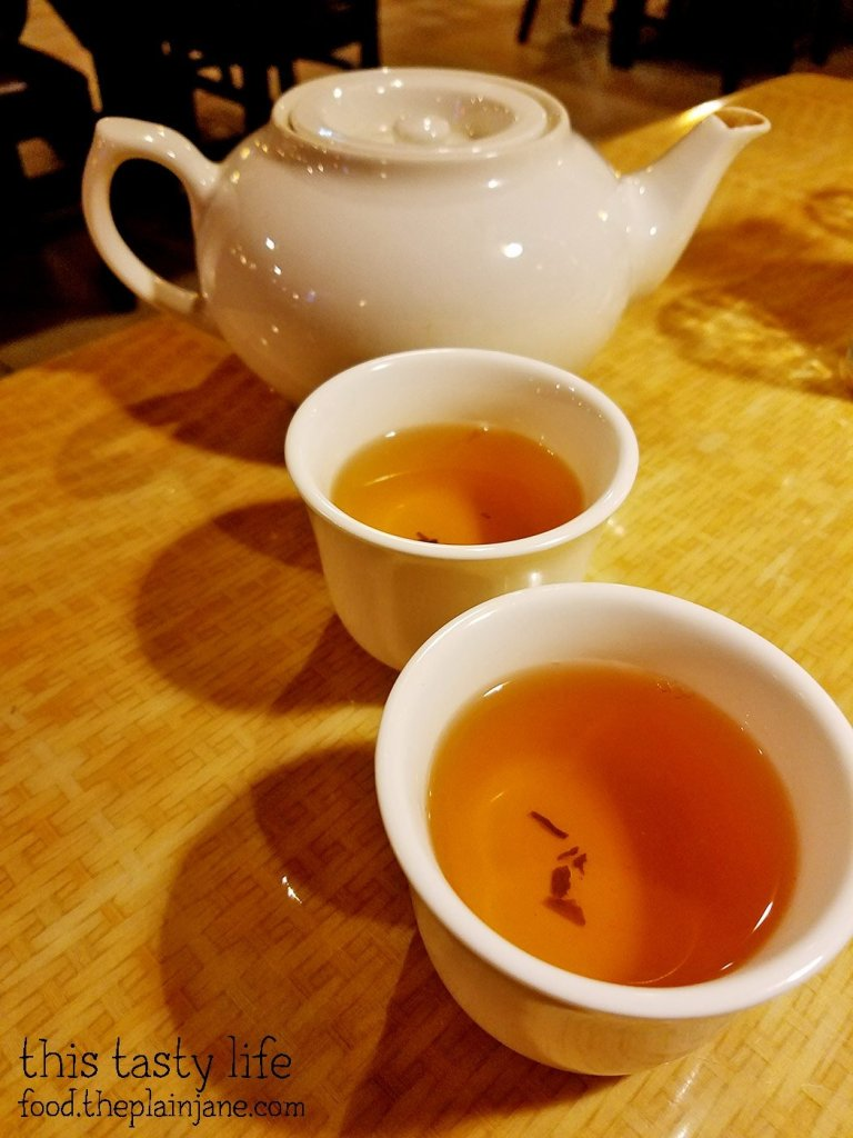 Hot Tea at Saigon Star | San Diego, CA
