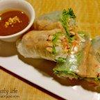 Dinner at Saigon Star
