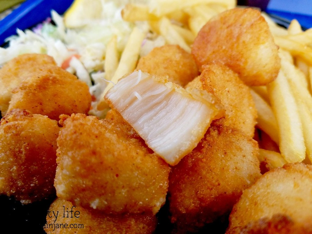Fried Scallops at Point Loma Seafoods - San Diego, CA - This Tasty Life