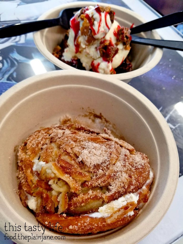 Ice Cream Bowls at Treet Ice Cream Sandwiches | San Diego, CA | This Tasty Life