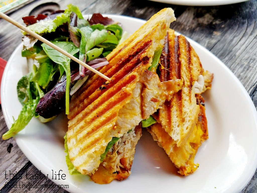 Pork Panini Sandwich at Flying Pig Pub & Kitchen | Vista, CA