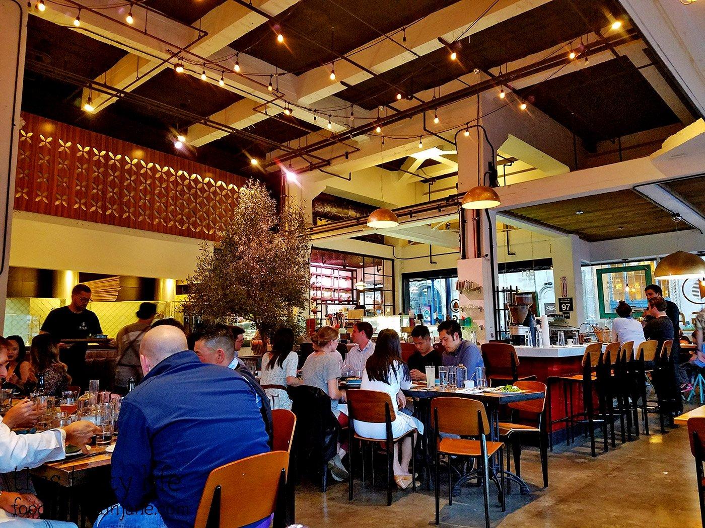 Anniversary Dinner at Biga San Diego - This Tasty Life