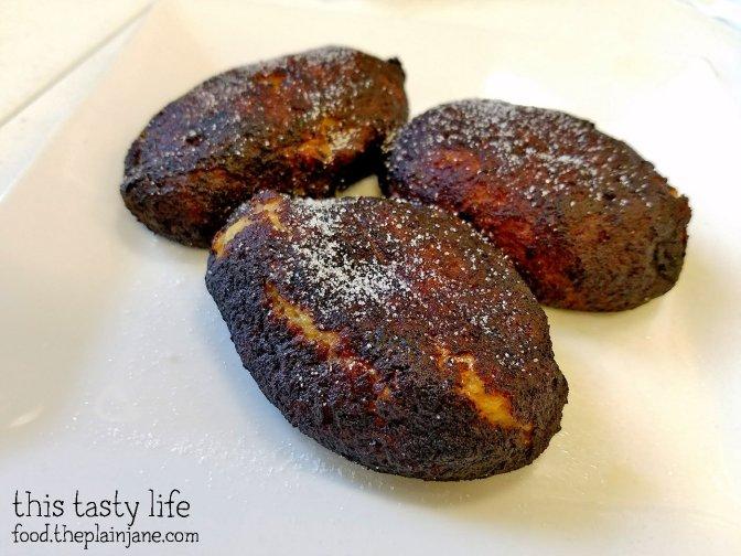 Fried Plantain Empanadas at Hidden Paradise | San Bernadino, CA | This Tasty Life