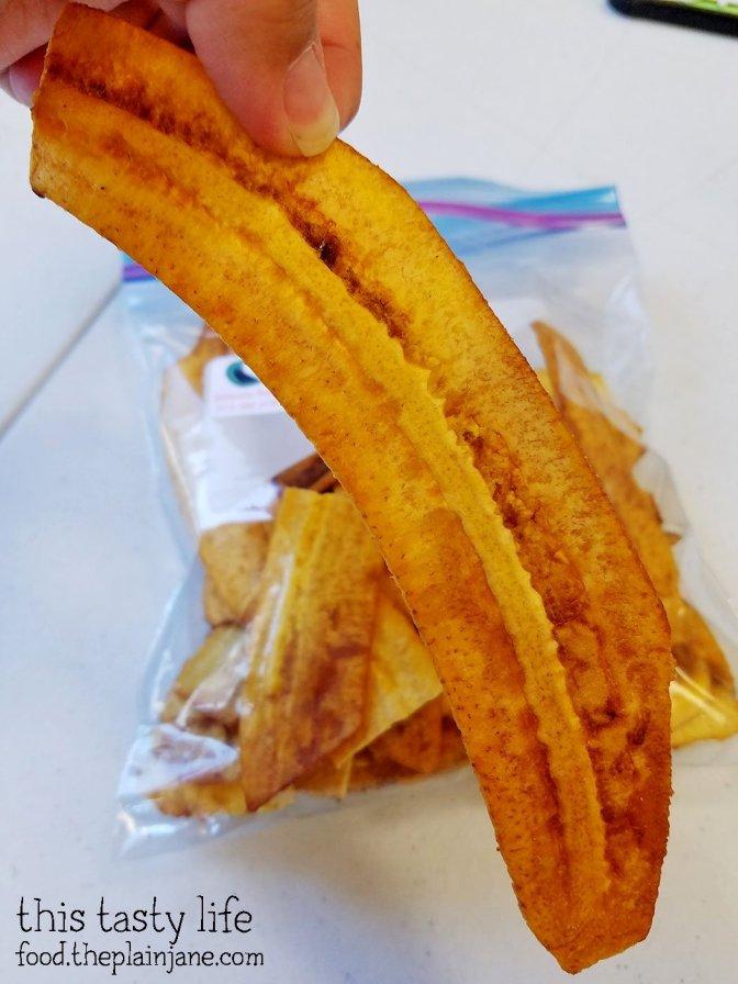 Plantain Chips at Hidden Paradise | San Bernadino, CA | This Tasty Life
