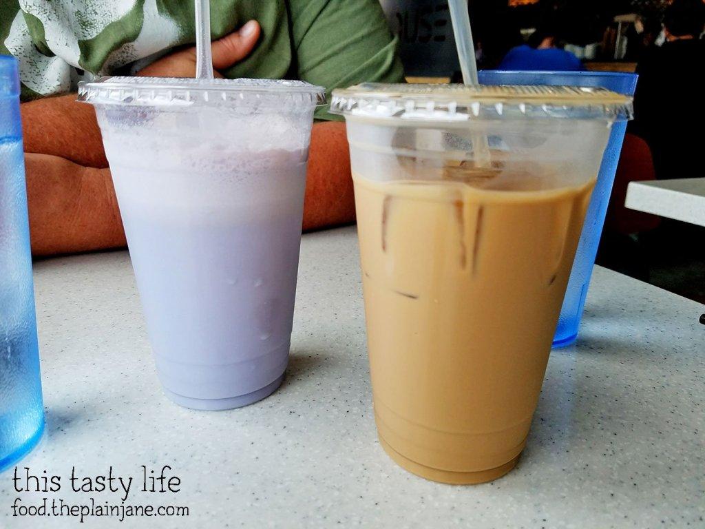 Milk Tea at Tasty Noodle House - San Diego, CA