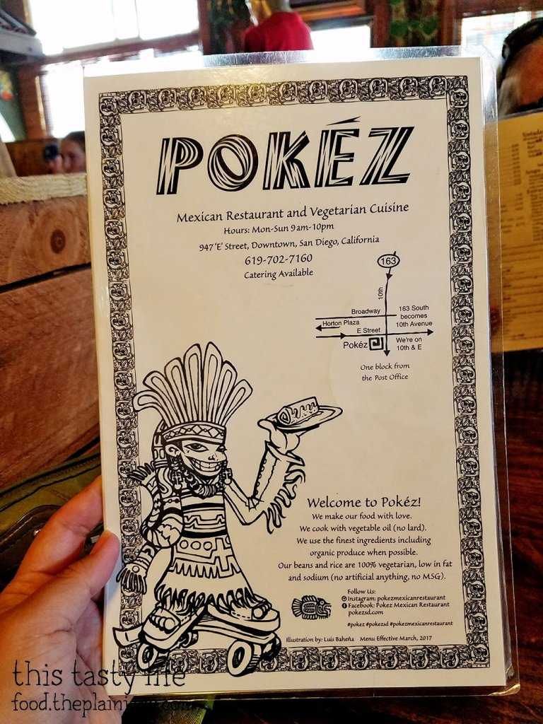 Pokez Mexican Restaurant - Downtown San Diego, CA