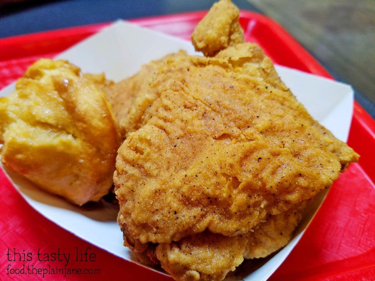Krispy Krunchy Chicken - San Diego, CA