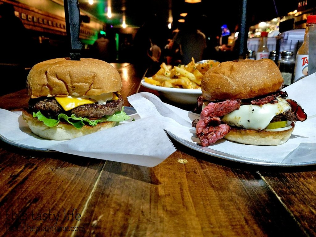 Burgers at Balboa Bar & Grill - San Diego, CA