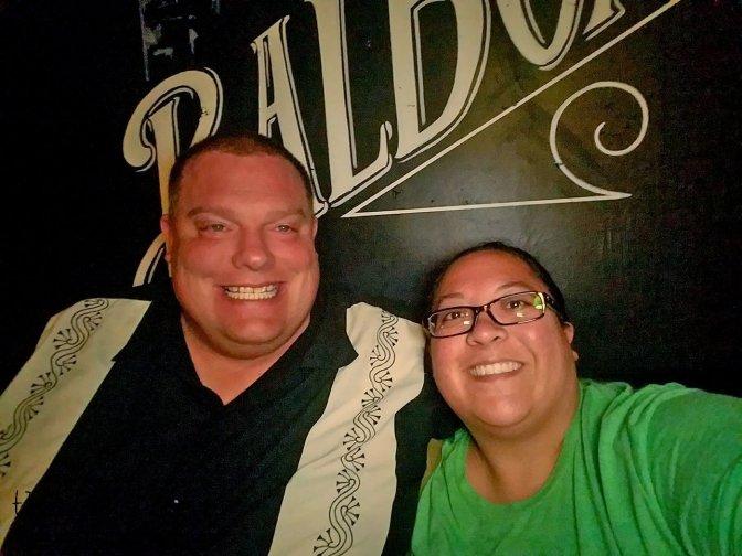 At the Balboa Bar & Grill - San Diego, CA
