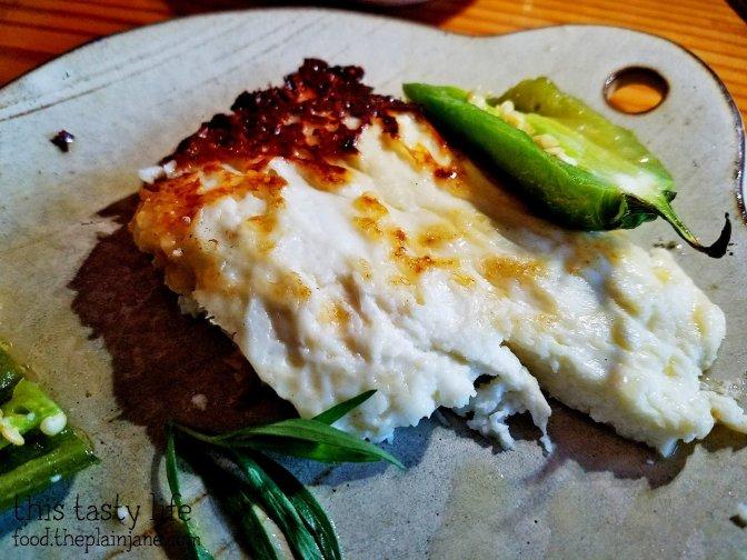 Fried Cheese - Kafe Sobaka Restoran Pomegranate - San Diego, CA