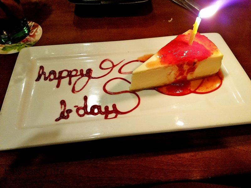 Olive Garden Free Dessert This Tasty Life